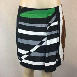 Derek Lam multi colored skirt large